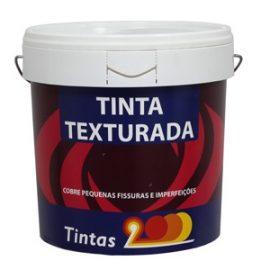 Textur Cores Leves 15 Lts.  Tinta texturada aquosa de elevada qualidade.