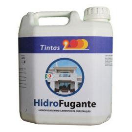 Hidrofugante 2000 Incolor 25 Lts.  Isolante e repelente de água com resinas de polissiloxano em base solvente.