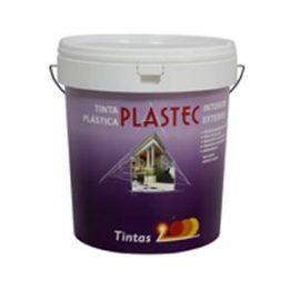 Plastec.  Tinta baseada em dispersão aquosa.