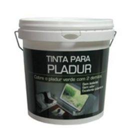 Tinta Pladur Branca 15 Lts.  Tinta baseada numa dispersão aquosa.