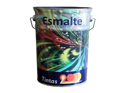 Esmalte 2000 Super Cores Leves 20 Lts.  Esmalte com base solvente e formulado com resina alquídica.