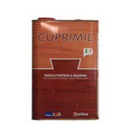 Cuprimil Incolor/Cores Leves 25 Lts.  Produto formulado à base de compostos fungicidas e insecticidas em meio solvente.