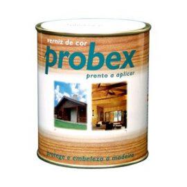 Probex Acetinado Incolor/Cores 5 Lts.  Verniz de acabamento formulado com resina alquídica longa uretanada.