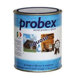 Probex Aquoso Incolor/Cores 5 Lts.  Verniz aquoso 100% acrílico.