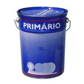 Primário Óxido Ferro 5 Lts.  Primário formulado à base de resinas alquídicas.