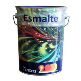 Esmalte Aluminio Maital Cinzento Metálico 20 Lts.  Produto baseado em resinas alquídicas e alumínio.